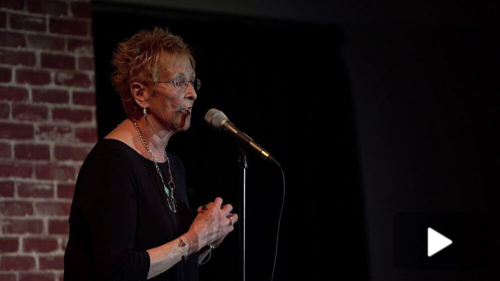 Ovarian Cancer Storytelling Event Video: Patient Perspective
