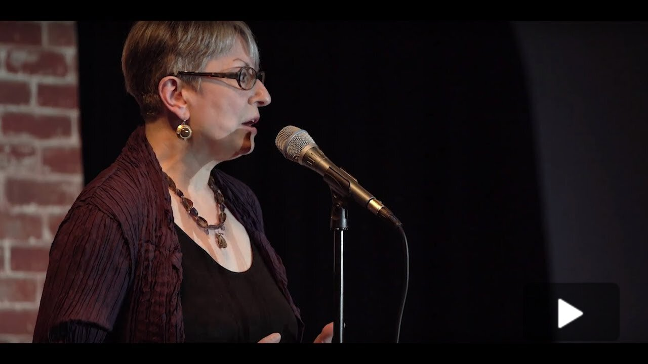 Lucia's Ovarian Cancer Story - Storytelling Event Video