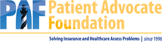 Patient Advocate Foundation (PAF) Logo