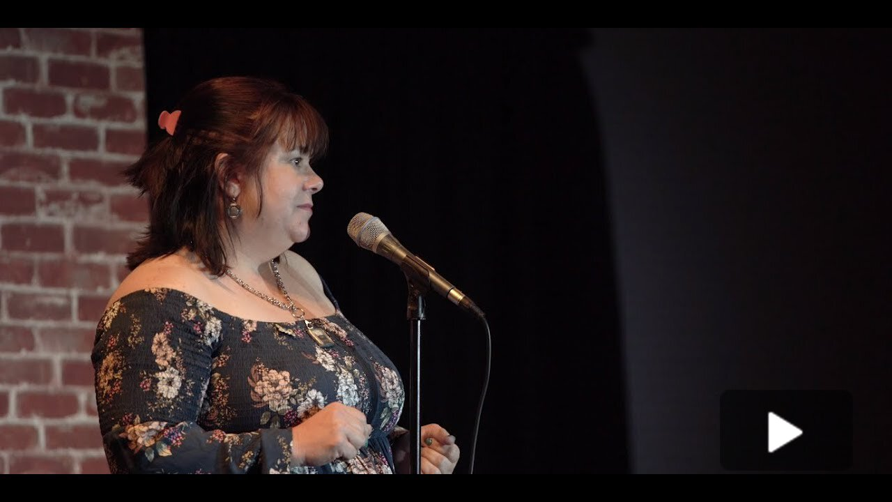 Patricia's Ovarian Cancer Story - Storytelling Event Video