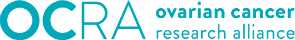 Ovarian Cancer Research Alliance (OCRA) Logo