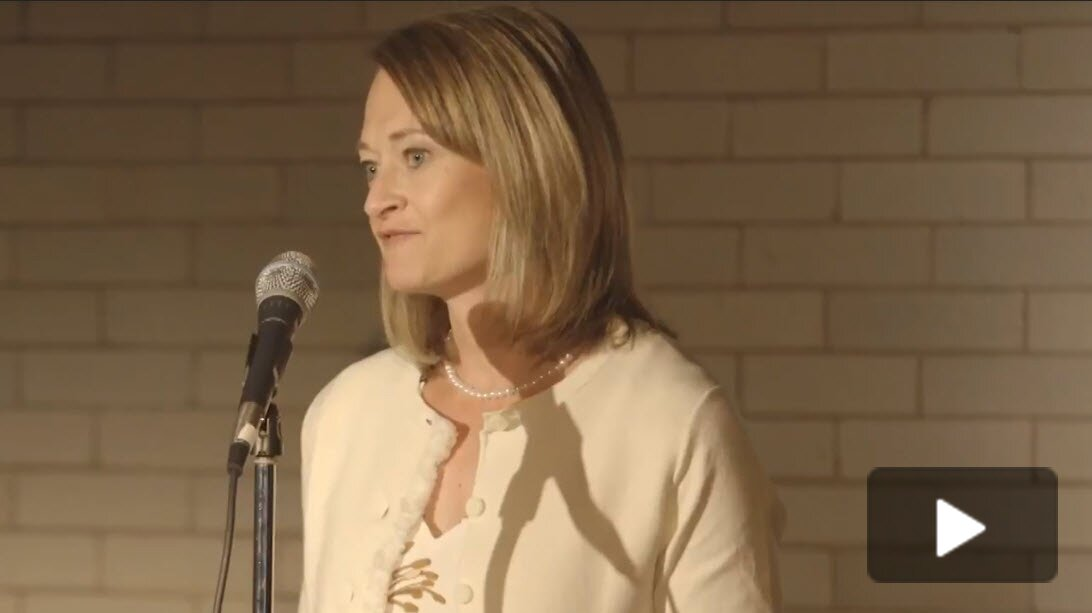 Ovarian Cancer Storytelling Event Video: Dr. Graybill's story