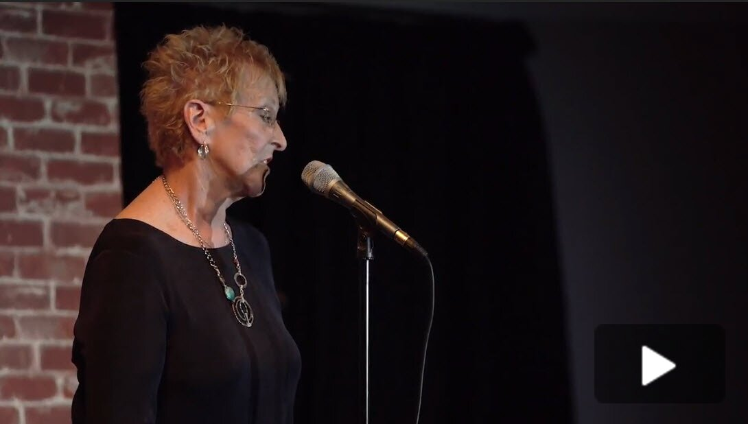 Rozzie's Ovarian Cancer Story - Storytelling Event Video