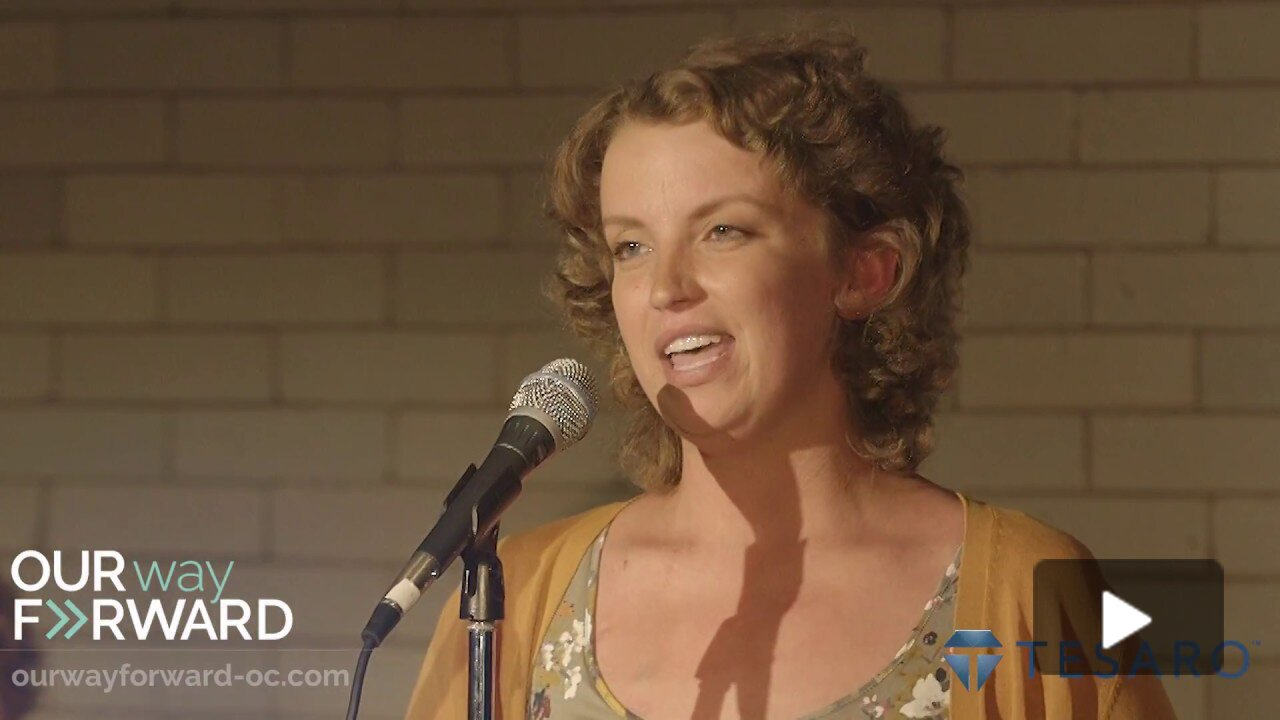 Taylor's Ovarian Cancer Story - Storytelling Event Video
