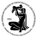 American College of Obstetricians And Gynecologists (ACOG) Logo